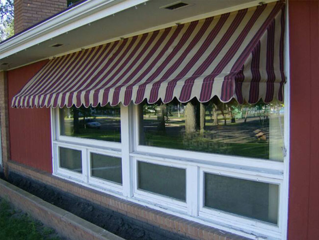 Custom Awnings by DNP Custom Canvas